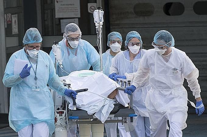 Trabalhadores da saúde