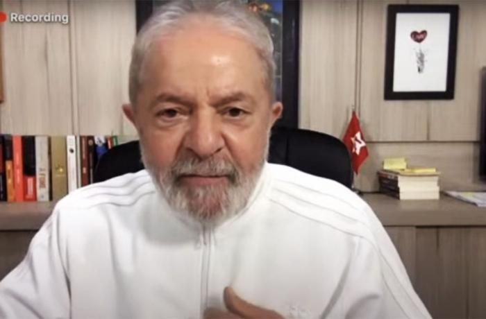 Lula na live1