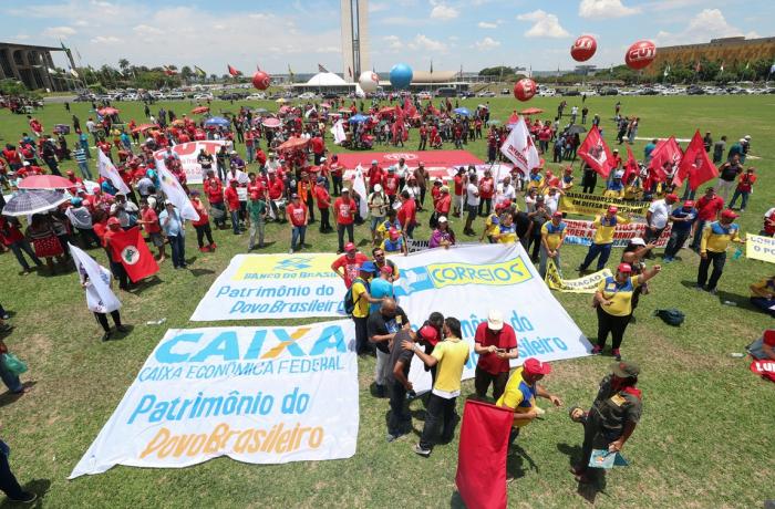 Correios em Brasília