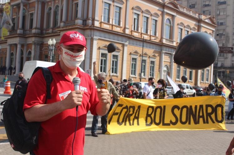 Amarildo e fora Bolsonaro