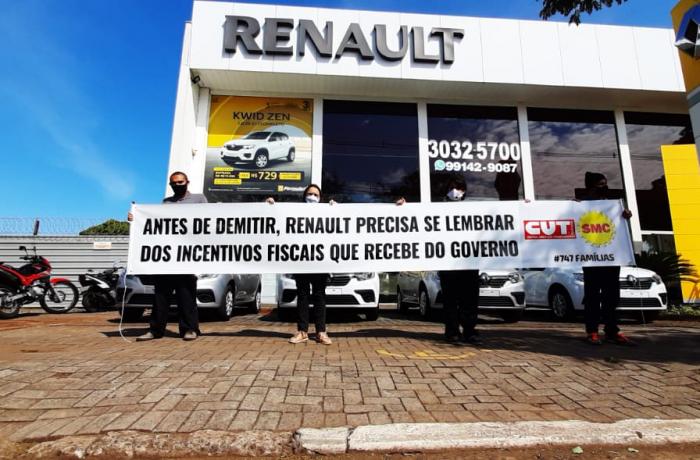 Renault e incentivos
