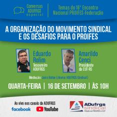 Organização da Adufrgs