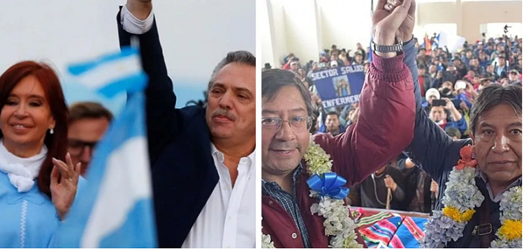 Argentina e Bolívia