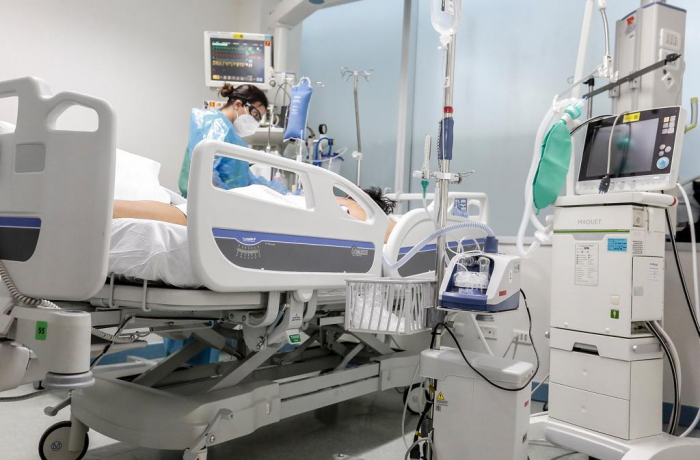 Hospital atende
