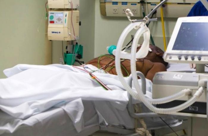 Paciente de Covid-1