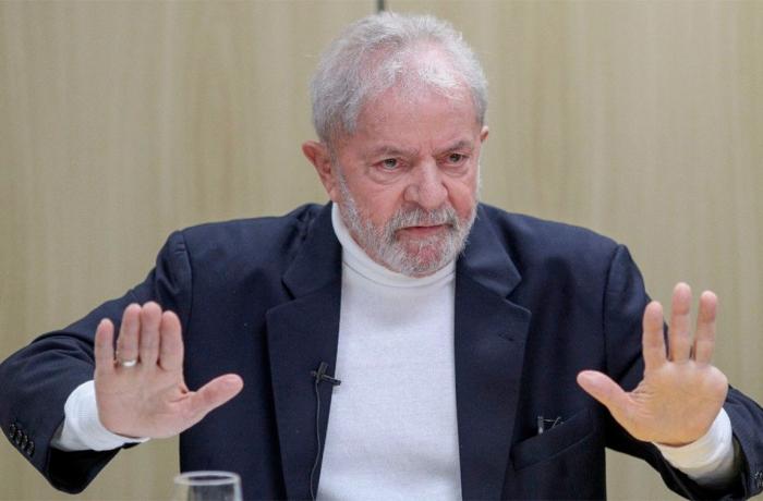 Lula acalma