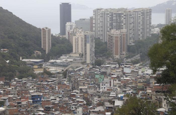 Pobreza e riqueza