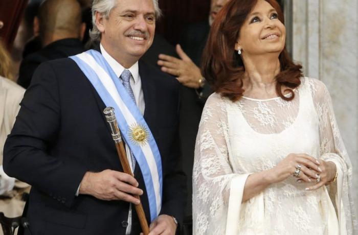 Fernandez e Cristina