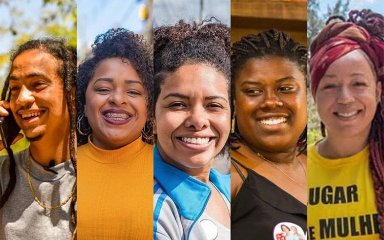 Mulheres negras na Câmara