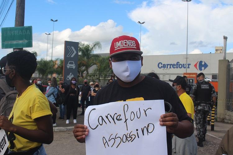 Carrefour assassino