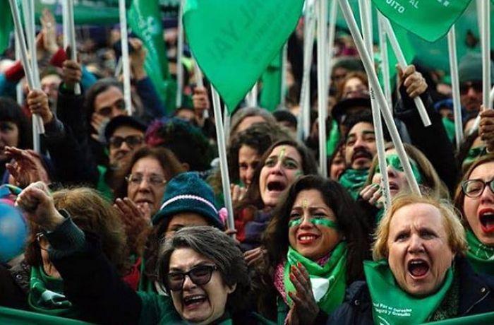 Mulheres argentinas