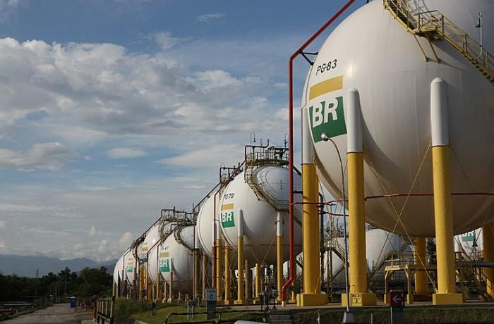 Petrobras tanques