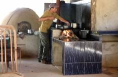 Cozinhando sem gás