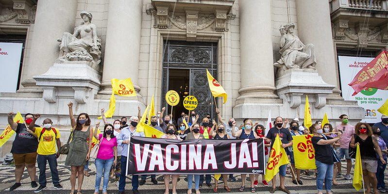 CPERS e vacina