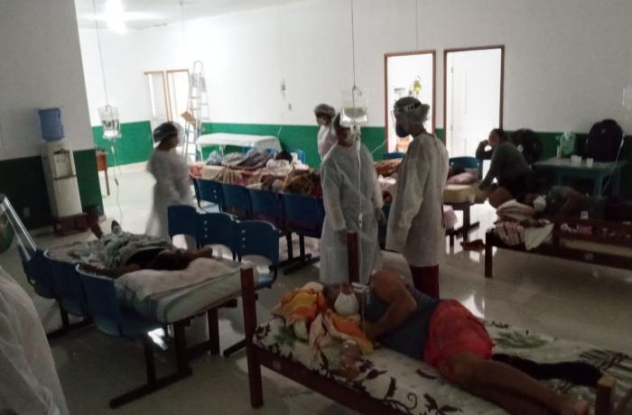Covid doentes