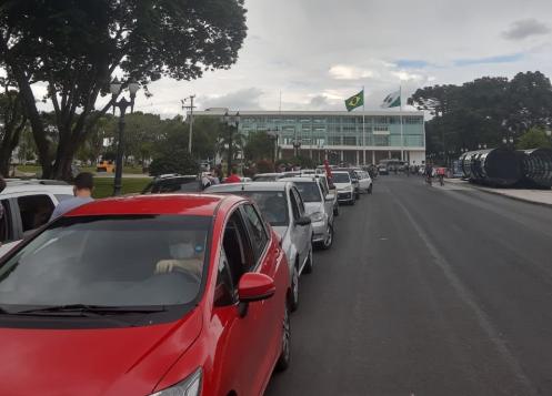 Curitiba carreata