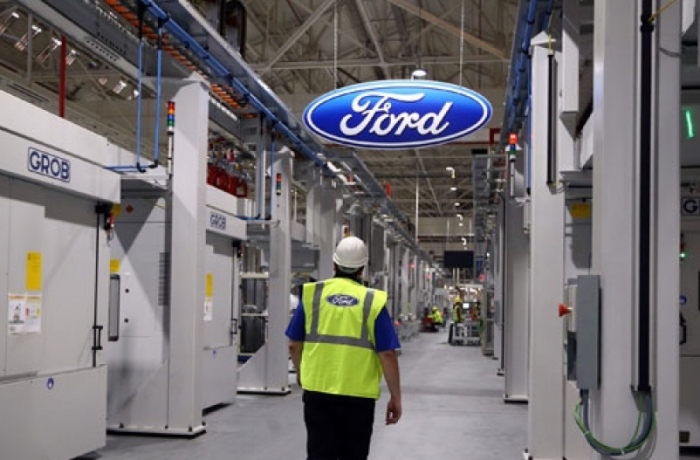 Ford trabalhador