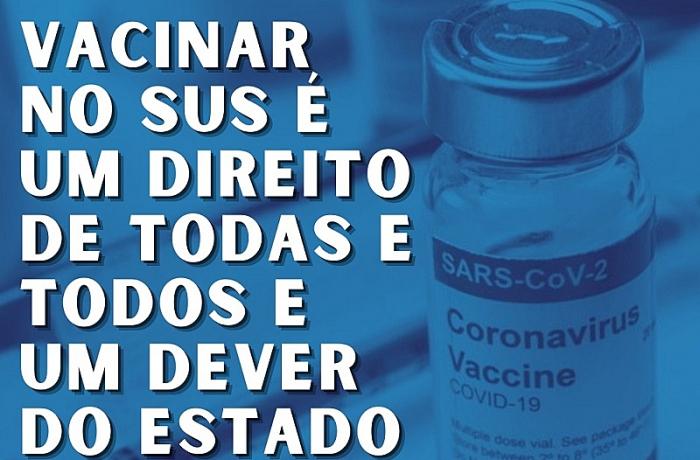 Vacinar no SUS