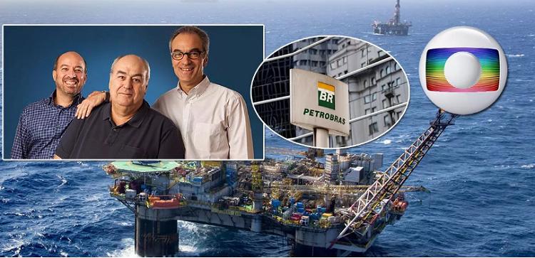 Globo e Petrobras