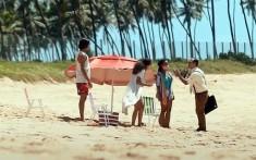 Praia é pública