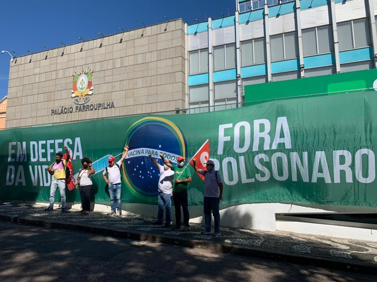 Assembleia Fora Bolsonaro