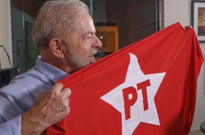 Lula e PT