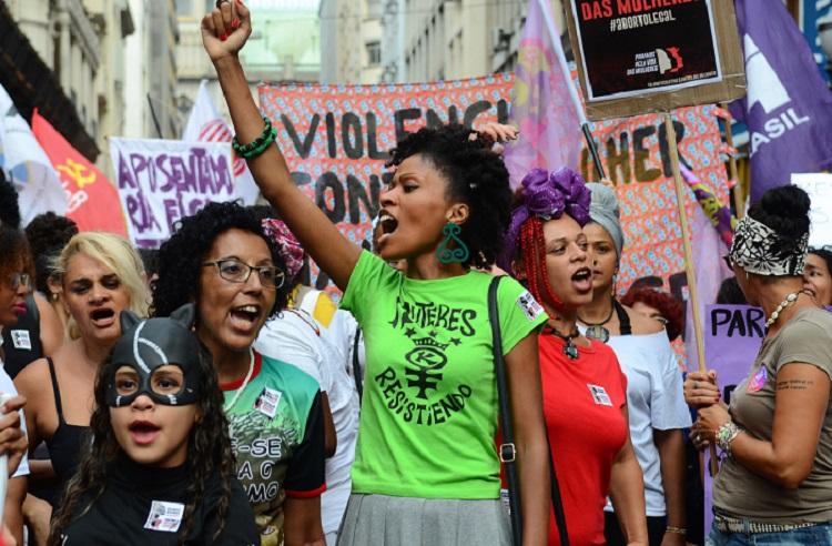 Mulheres de luta1