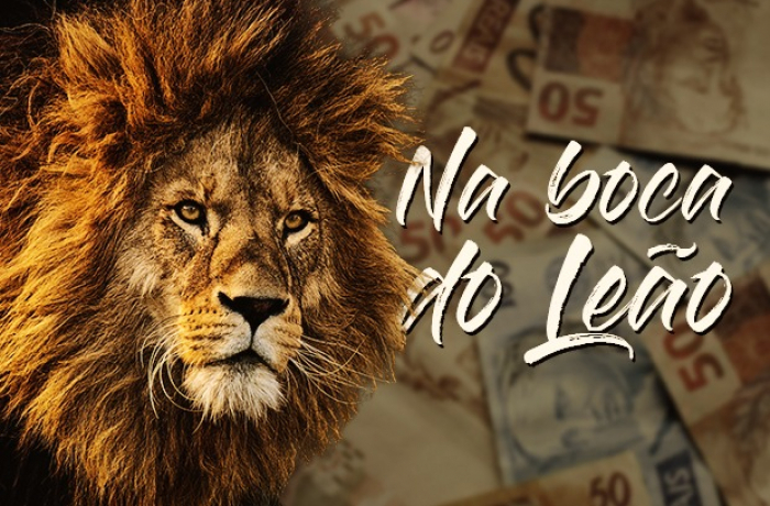 Boca do leão