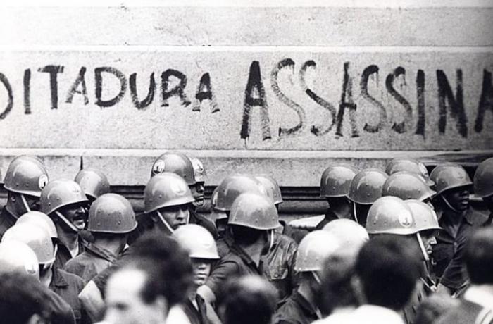 Ditadura assassina