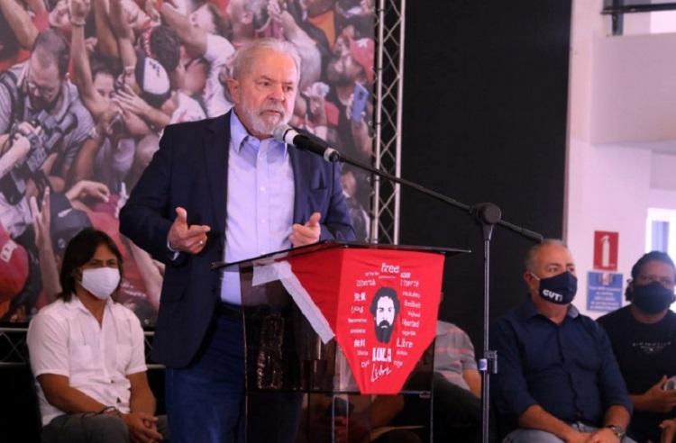 Lula agora inocente