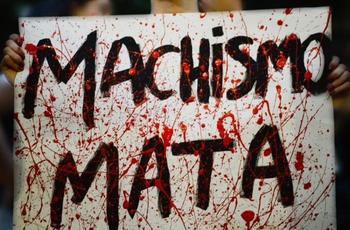 Machismo mata