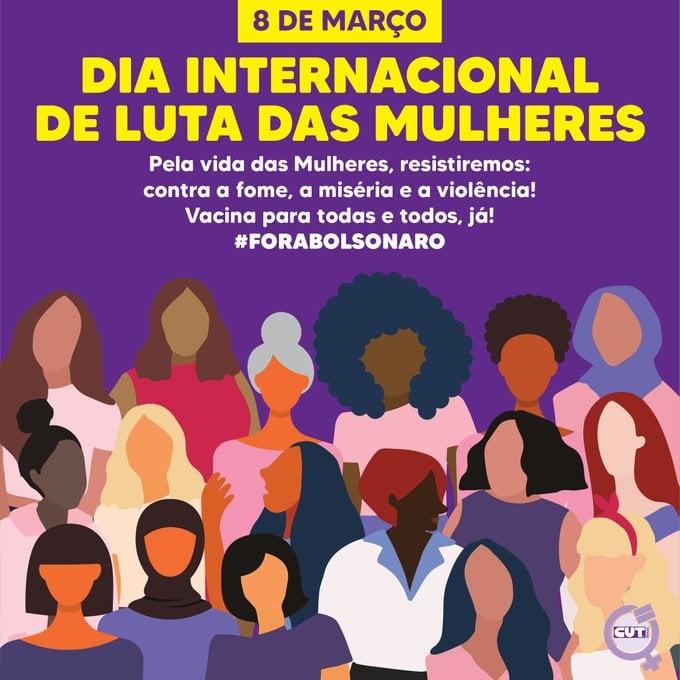 Mulheres - 2021