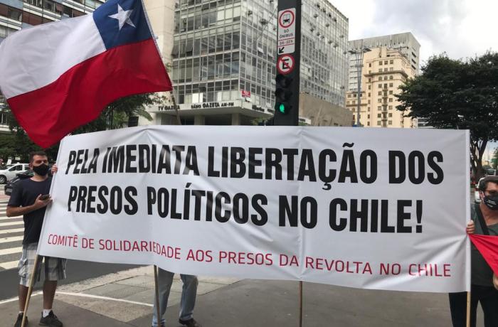 Presos chilenos