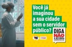 Serviço público sem servidor