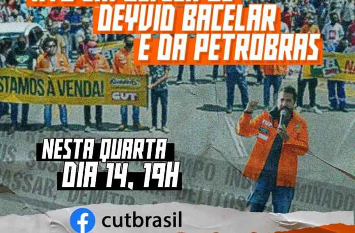 Deyvid e Petrobras
