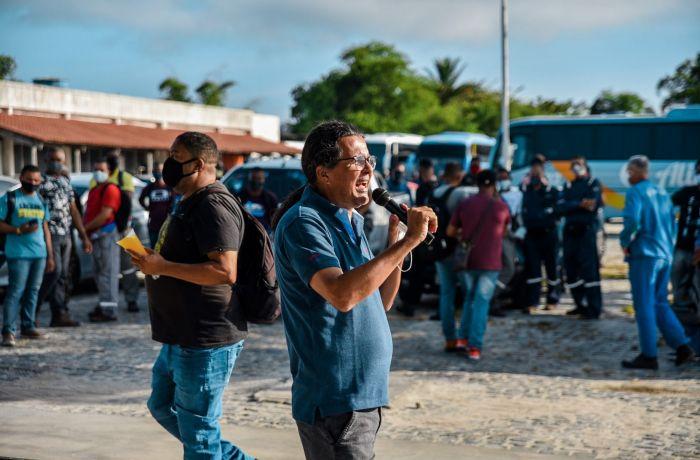 Greve na Bahia