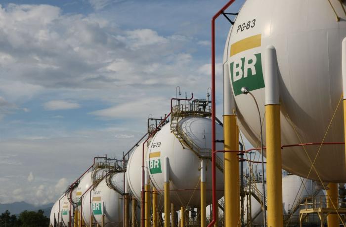 Petrobras - tanques