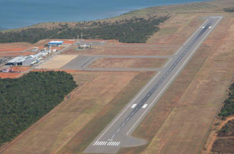 pista de aeroporto