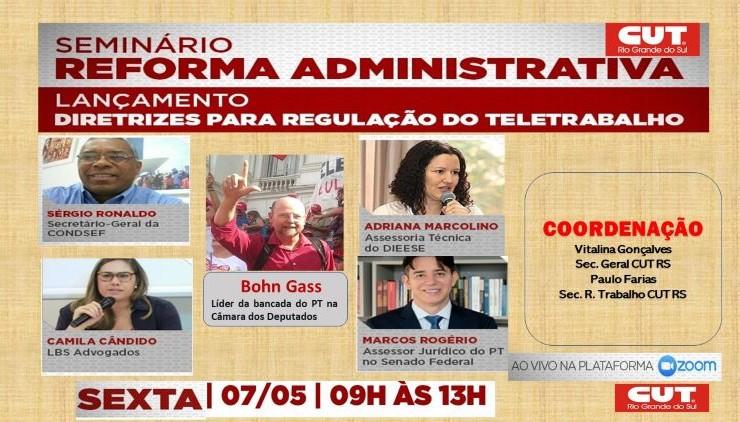 Card - Reforma Administrativa