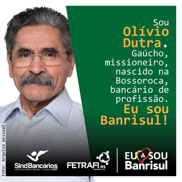 Olívio e Banrisul