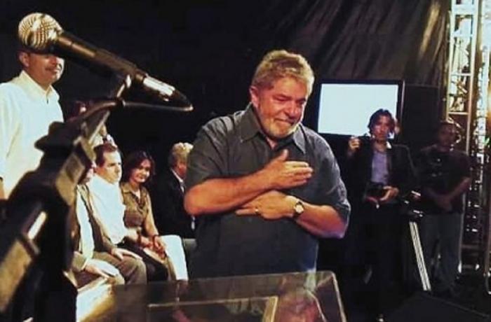 Lula no filme
