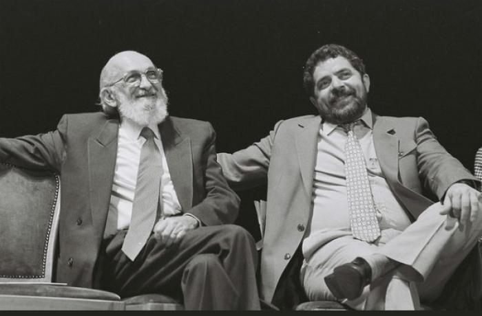 Freire e Lula