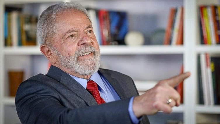 Lula vitorioso