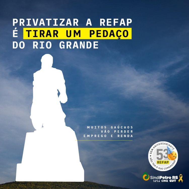 Privatizar Refap